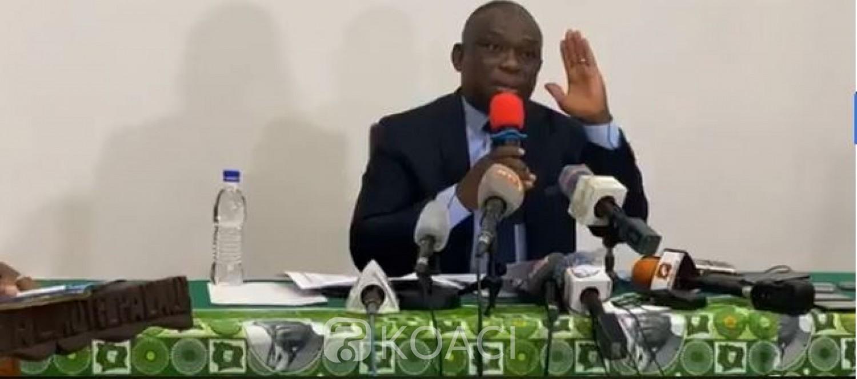 Côte d'Ivoire : KKB au PDCI de Bédié : « Vous m'aurez dans vos souliers, pourquoi ils gardent mes 25 millions? », sa révélation sur Hamed Bakayoko