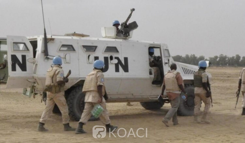Mali : Des obus tombent sur un camp des forces onusiennes et françaises  à Tessalit, aucune victime