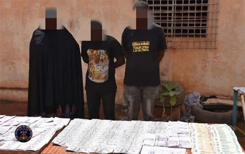 Burkina Faso : Deux réseaux dont des faussaires et des faux monnayeurs démantelés