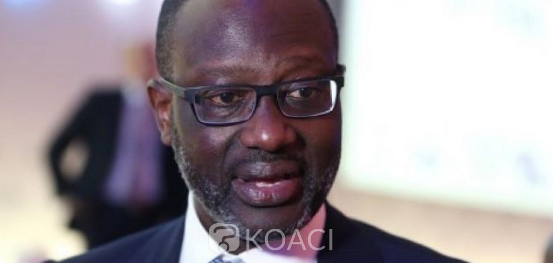 Côte d'Ivoire-France : Tidjane Thiam pressenti ministre dans le Gouvernement français n'a pas été nommé, que de spéculations