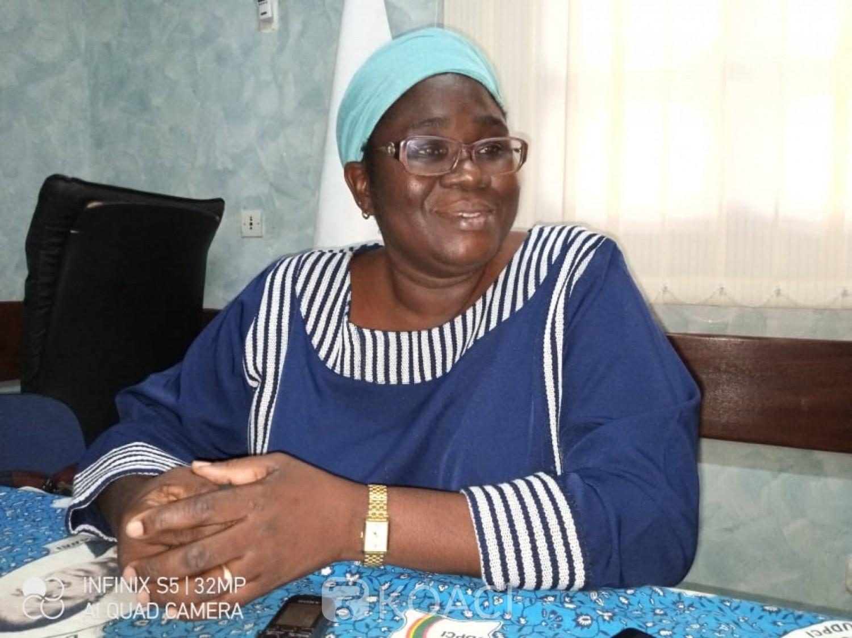 Côte d'Ivoire: Candidature de Mabri, la Présidente des Femmes de l'UDPCI : « Officiellement il ne l'a pas encore fait et il le fera très bientôt en vue de situer tout le monde »