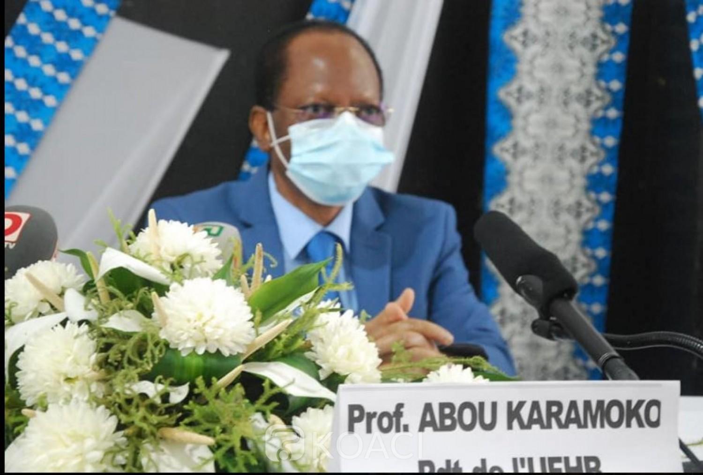 Côte d'Ivoire : Université de Cocody, la recette d'Abou Karamoko qui a permis de  relever le défi des  rapports autrefois difficiles entre Syndicats et Administration