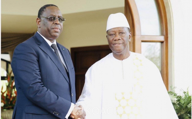 Sénégal - Côte d'Ivoire : Décès d'Amadou Gon Coulibaly, Macky Sall présente les condoléances de la nation