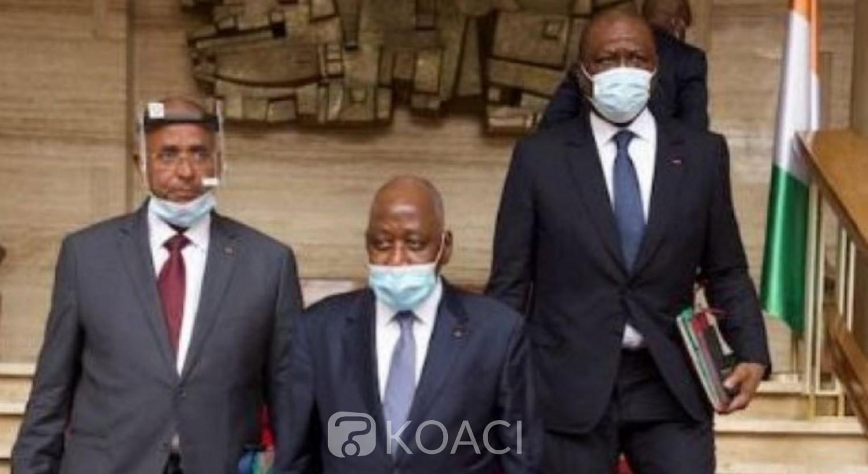 Côte d'Ivoire : Réaction d'Hamed Bakayoko au décès de Gon : « Tu demeureras un modèle pour moi »