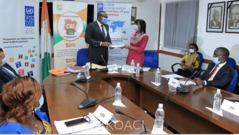 Côte d'Ivoire : Rencontre CEI-Partis Politiques-PNUD, voici pourquoi EDS et le PDCI ont claqué la porte