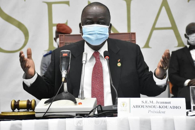 Côte d'Ivoire :  Décès de Gon, Ahoussou Jeannot rend hommage à la mémoire de «l'homme de valeur, Grand serviteur de l'État»