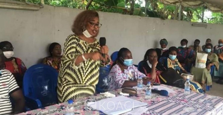 Côte d'Ivoire : Présidentielle 2020, les femmes du FPI : « nous allons réclamer le retour de Gbagbo parce qu'il est candidat »