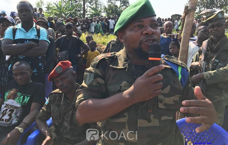 RDC : Le chef de guerre Guidon Shimiray destitué par ses propres lieutenants