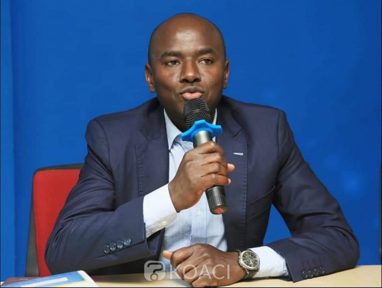 Côte d'Ivoire : Décès de Gon, des jeunes libéraux rendent hommage à l'ex-premier ministre
