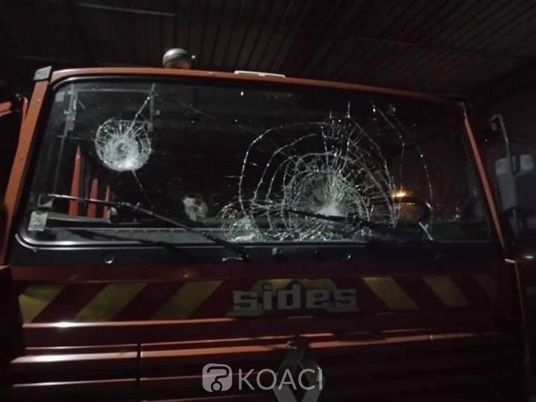 Côte d'Ivoire : Incivisme à Yopougon, des sapeurs pompiers lapidés par une foule en colère