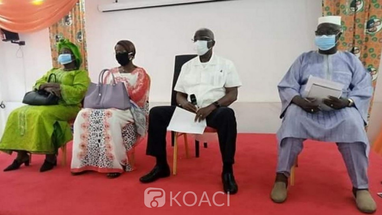 Côte d'Ivoire: Bouaké, pour participer aux obsèques de feu Gon, Djibo met en place un commando