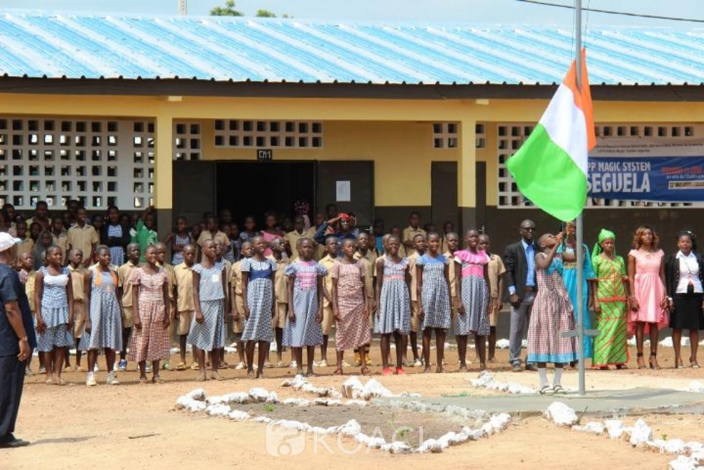 Côte d'Ivoire :   Rentrée scolaire 2020-2021, l'inscription en ligne démarre le 15 juillet et prend fin le 13 septembre prochain