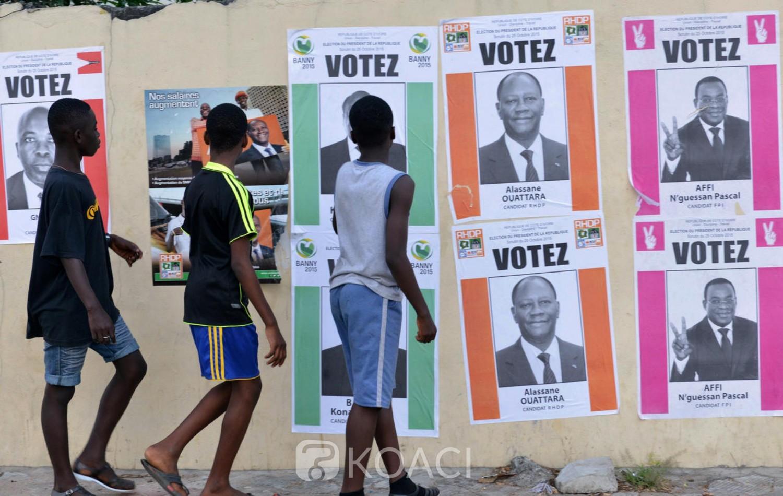 Côte d'Ivoire :  Présidentielle, collecte des signatures de parrainage, « impossibilité de l'électeur de parrainer plus d'un candidat »