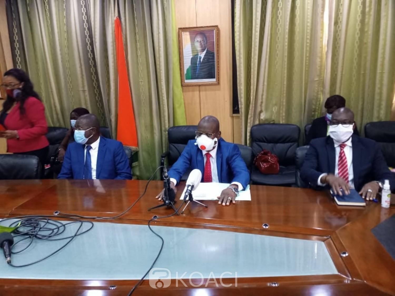 Côte d'Ivoire : Entrée en sixième, le Directeur des stratégies, de la planification et des statistiques annonce 93% d'admis