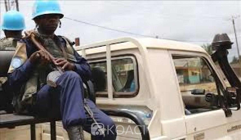 Centrafrique : Mort d'un casque bleu rwandais lors d'une attaque à Gedze