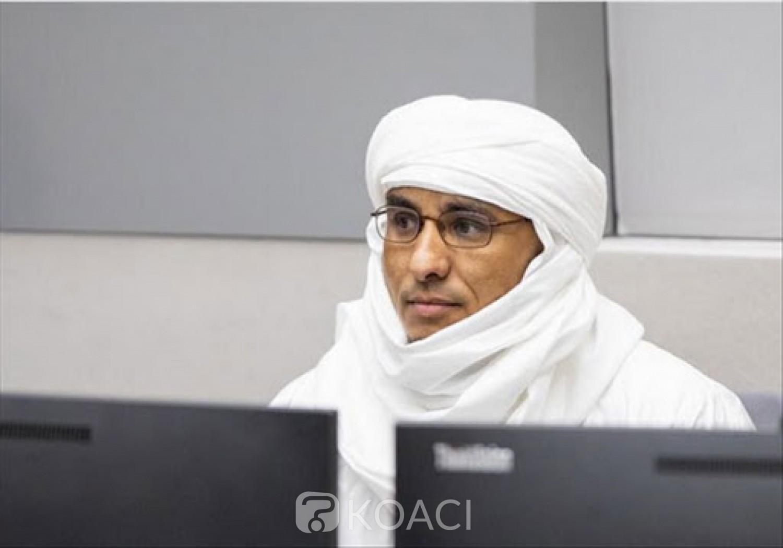 Mali : CPI, le djihadiste Al Hassan Ag Abdoul Aziz Ag Mohamed jugé pour « crime de guerre »
