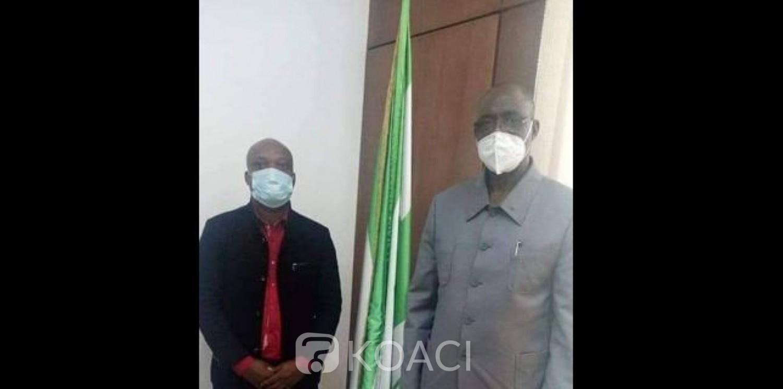 Côte d'ivoire : Le candidat RHDP à Yakassé Attobrou aux municipales, Sombo N'cho retourne au PDCI, son Parti d'origine