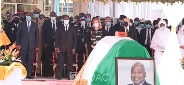 Côte d'Ivoire : Obsèques de Gon, Blé Goudé : j'aurais été sur le sol ivoirien que j'aurais sacrifié à ce devoir républicain et patriotique