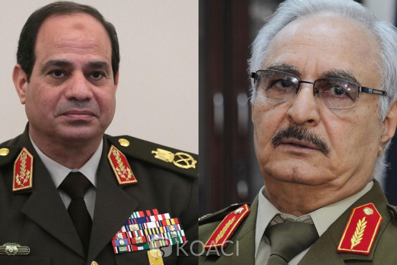 Libye : Le parlement Pro Haftar donne son feu vert pour une intervention de l'armée égyptienne
