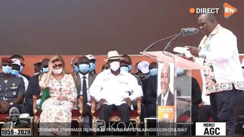 Côte d'Ivoire : Depuis Treichville, Adjoumani à Ouattara «M. le Président, Gon me charge de vous dire que votre mission n'est pas terminée»