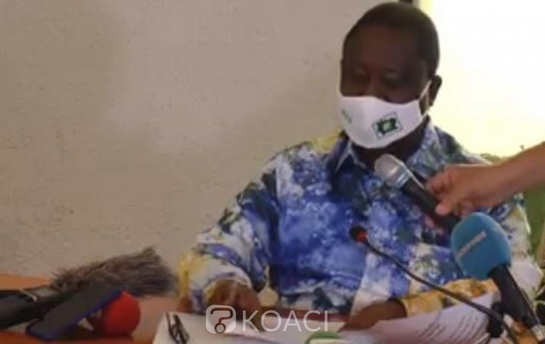 Côte d'Ivoire : Bédié se réjouit de la décision de la CADHP «Soyons mobilisés et demeurons à la tâche»