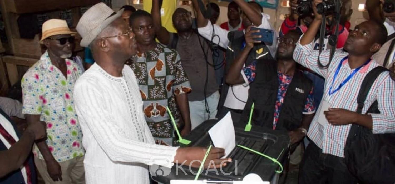 Togo :  Réaction de Me Atsoo après le mandat d'arrêt lancé contre Agbéyomé