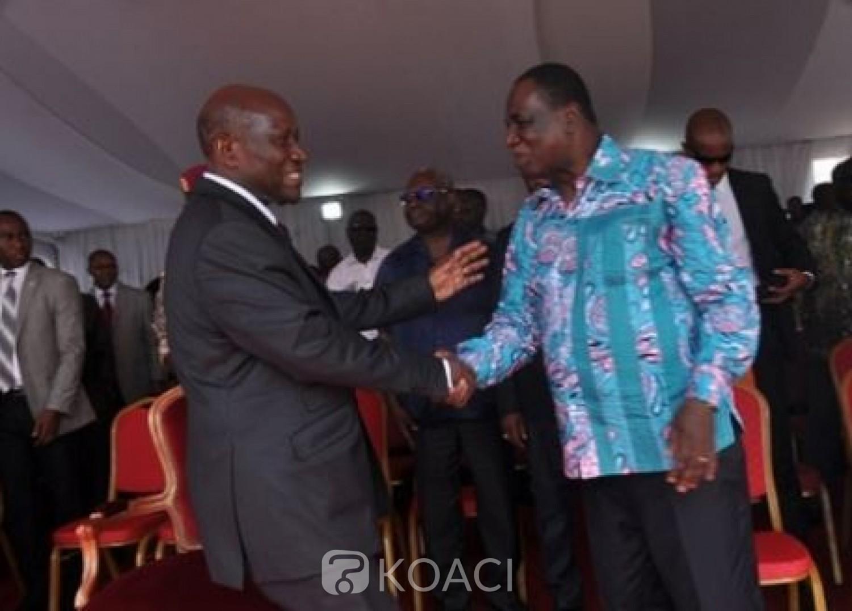 Côte d'Ivoire : Rumeurs de sa démission, l'Inspecteur d'Etat, Ahoua N'Doli ne suivra pas son « mentor » Duncan