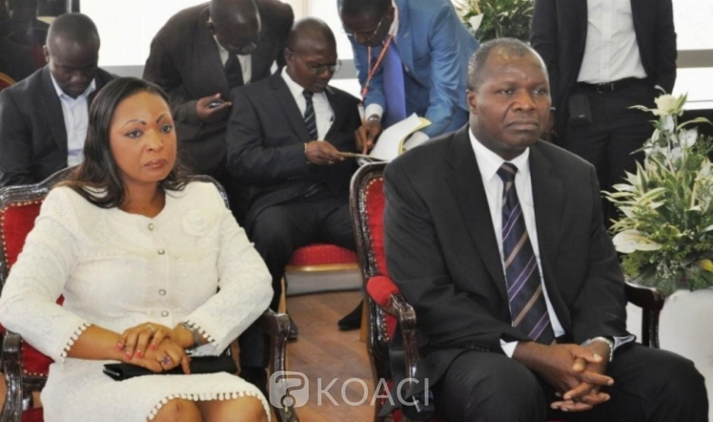 Côte d'Ivoire : Affaire des 1,28 milliards de dette, Mabri et son épouse fuient les huissiers de Méambly?