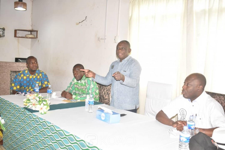 Côte d'Ivoire : Bouaké, KKB aux détracteurs de Bédié: « C'est une grâce de vivre à 86 ans...»