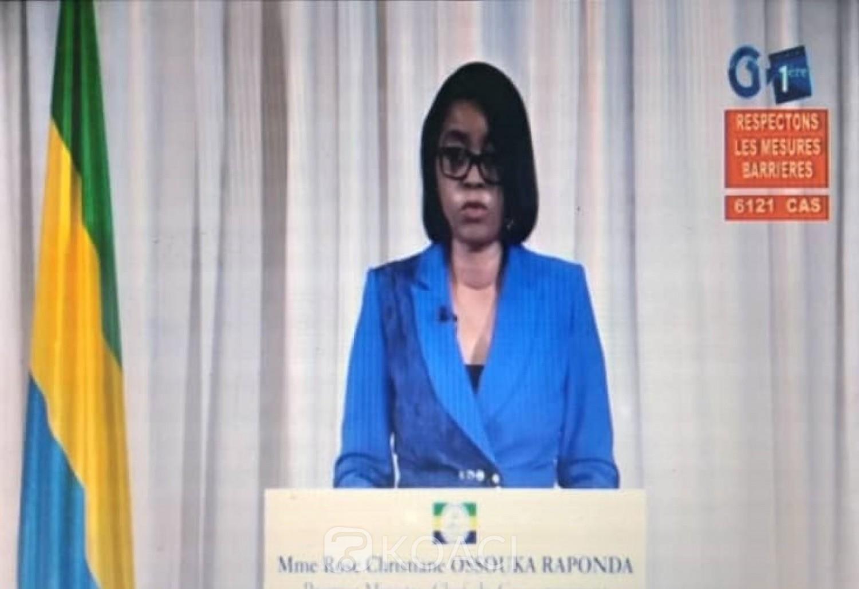 Gabon: Rose Christiane Ossouka dévoile la liste de son nouveau gouvernement