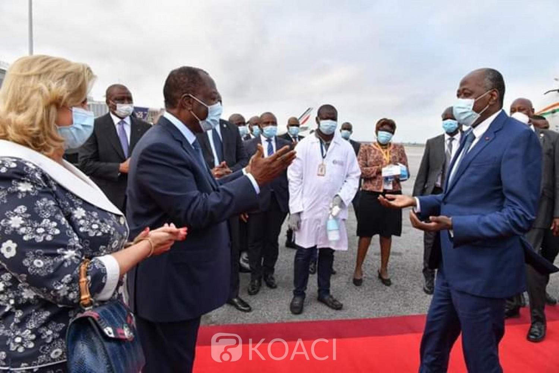 Côte d'Ivoire : Présidentielle 2020, une pétition pour un 3ème mandat de Ouattara lancée récolte plus de 85% des signatures visées