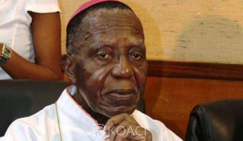 Côte d'Ivoire : Décès à Abidjan de Pierre Marie Coty, Évêque du diocèse de Daloa
