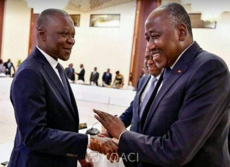 Côte d'Ivoire: Korhogo, le ministre Amadou Koné pleure son aîné Gon