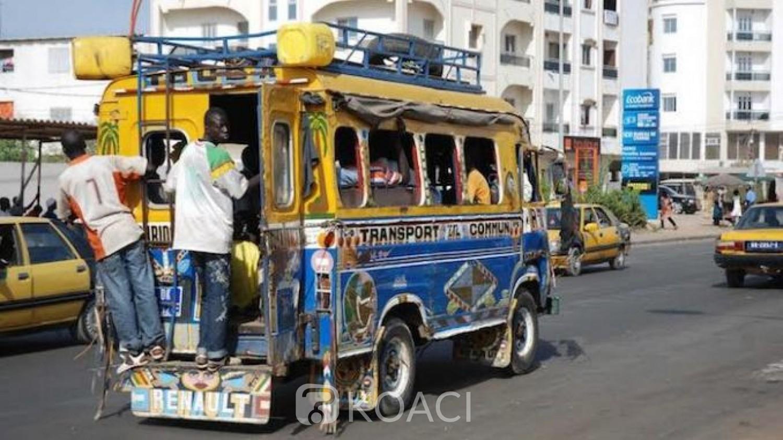 Sénégal : Coronavirus, à Dakar, le danger de la surcharge dans les transports en commun