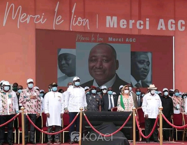 Côte d'Ivoire: Ferké, malgré les velléités de boycott, la localité bien présente aux funérailles de Gon
