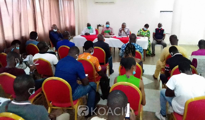 Côte d'Ivoire: Bouaké, rassurant les militants sur la candidature de leur président, un cadre de l'UDPCI: « la majorité des membres de la direction est restée fidèle à Mabri...»