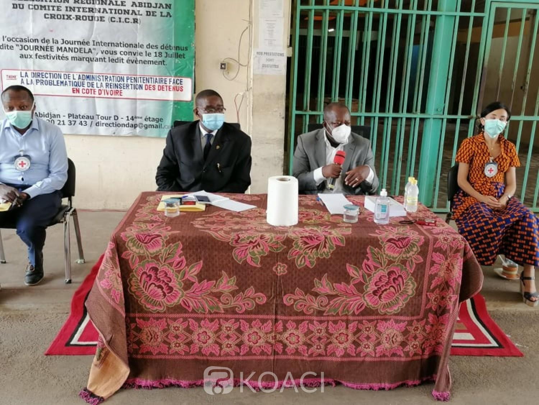 Côte d'Ivoire : «Journée internationale Nelson Mandela » dans les prisons, l'ancien DAP affirme que la politique de réinsertion des détenus a échoué et déplore le manque de moyens