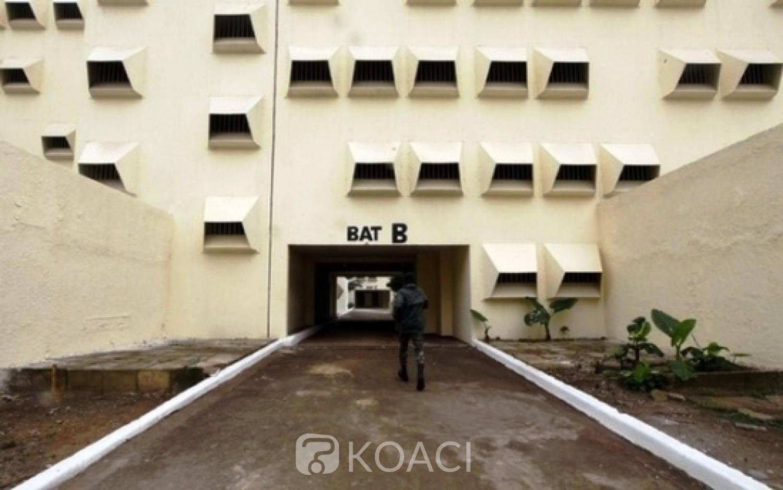Côte d'Ivoire :  COVID-19, 19 cas enregistrés dans les prisons ivoiriennes dont 15 à la MACA, 3 à Dabou et 1 à Abengourou