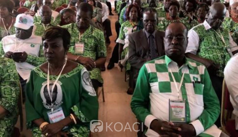 Côte d'Ivoire : 8000 membres désignés pour la convention du PDCI qui va plébisciter Bédié