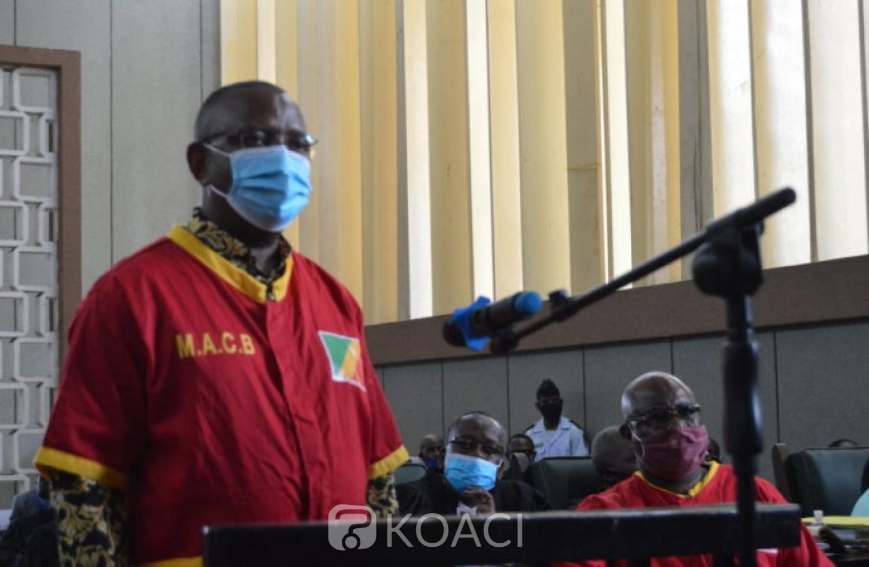 Congo : L'ex maire de Brazzaville Christian Roger Okemba condamné à cinq ans de prison ferme