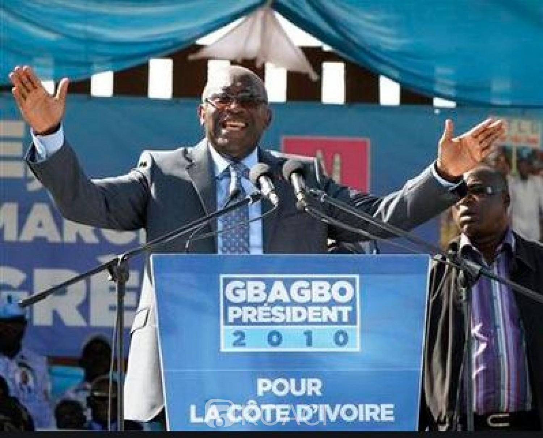 Côte d'Ivoire : Présidentielles 2020, pourquoi les fédérations FPI de Gagnoa plaident pour une candidature de Laurent Gbagbo