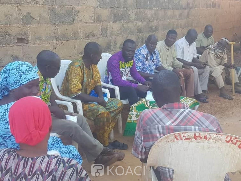 Côte d'Ivoire : Depuis Niellé, Justin Koua révèle que Simone Gbagbo, Assoa Adou s'attellent à réunir les conditions pour officialiser la candidature de Gbagbo