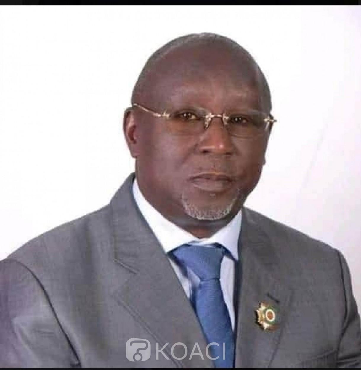 Côte d'Ivoire : PDCI-RDA, décès du vice-président Dr Boni Joseph