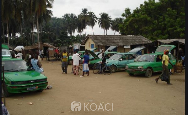 Côte d'Ivoire : Fuite de Gaz à  Jacqueville, y a-t-il eu déversement de liquides en mer comme à terre dans le village de Kraffy ?