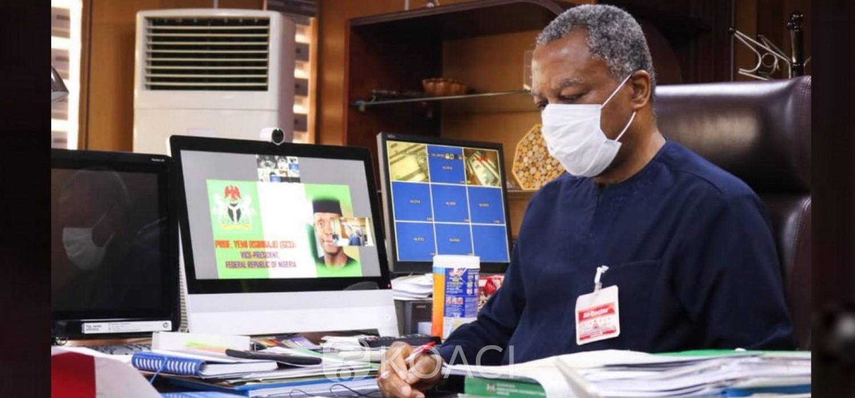 Nigeria :  Le chef de la diplomatie testé positif à la Covid-19