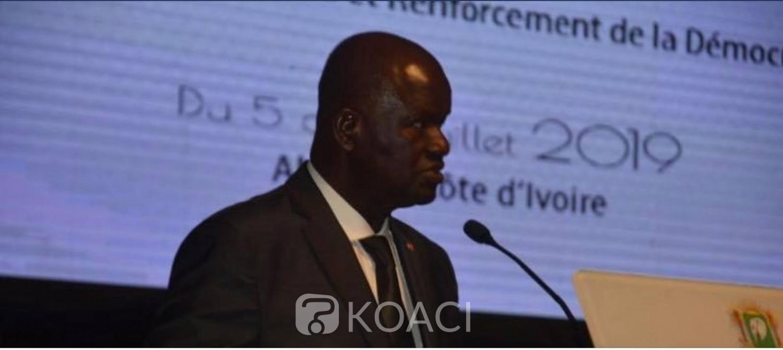 Côte d'Ivoire : Amadou Soumahoro à Paris dans le cadre d'une mission de l'APF