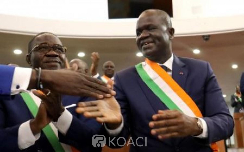 Côte d'Ivoire : Amadou Soumahoro ne se rend pas en France pour se soigner,  mais part en mission pour relancer la coopération parlementaire