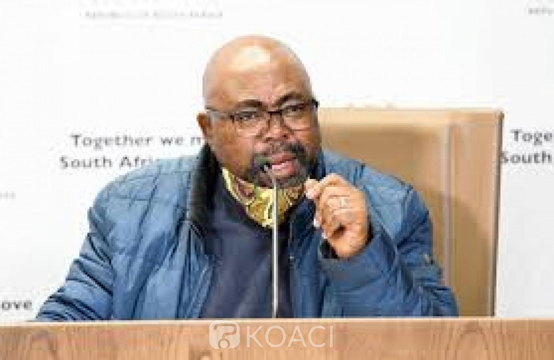 Afrique du Sud : Covid-19, deux ministres hospitalisés, cinquième pays au monde le plus touché