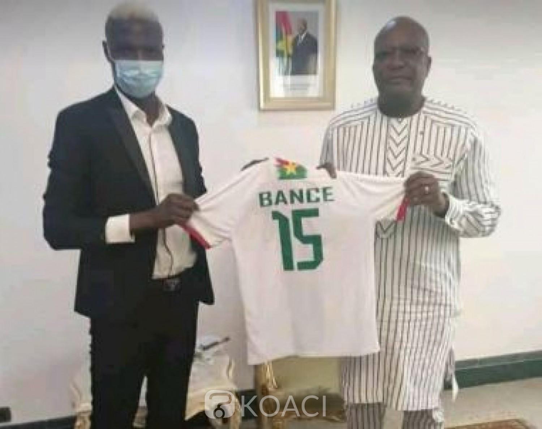 Burkina Faso : Fin de parcours avec les Étalons pour Aristide Bancé