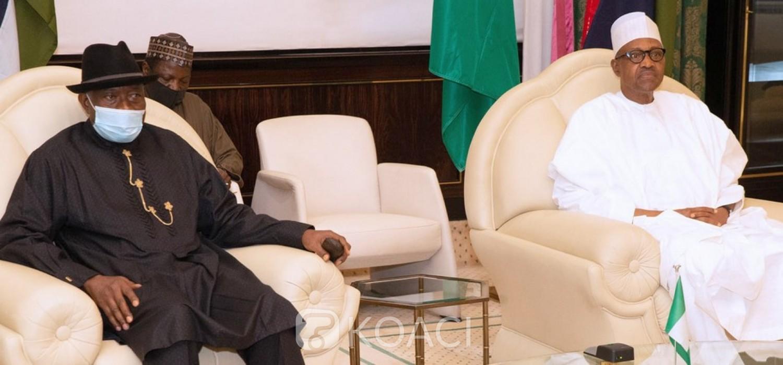 Nigeria-Mali :  Rapport de mission de Goodluck au Mali à Buhari, requête du Nigeria à la CEDEAO